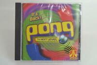 Pong The Next Level (Atari) 1999 Windows BRAND NEW & SEALED {B99}