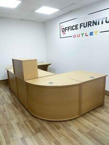Modular Reception Counter, Reception Desk