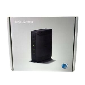BRAND NEW Cisco AT&T Microcell Wireless Cell Phone Signal Booster DPH-154