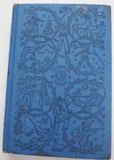 Vtg The Dog of Flanders - OUIDA - Grosset & Dunlap - Blue Engraved Cover Boards