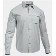 New! Under Armour Heat Gear Backwater Long Sleeve Shirt Xl