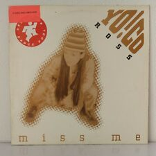 "Yo!Co Ross ‎– Miss Me (Vinyl, 12"", Maxi 33 Tours)"