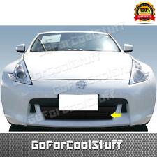 For Nissan 370Z 370-Z 2009 2010 11 2012 Black Bumper Billet Grille Grill Insert