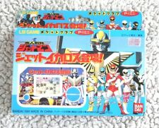 VINTAGE POWER RANGERS LSI GAME (GAME WATCH STYLE). BANDAI 1991! COMPLETE, MINT!