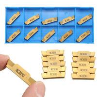 10 x Wendeplatten MGMN500-M NC3030 Wendeschneidplatten für Stahl NEU