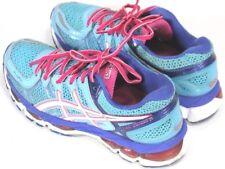 Asics Gel-Kayano 21 $109 Women's Running Shoes Size 7 Blue & Pink