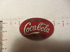 New Vintage Coca Cola Belt Buckle