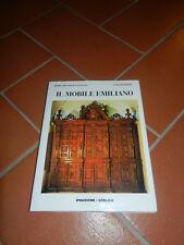 IL MOBILE EMILIANO - Mobili Regionali Italiani - Luisa Bandera - Gorlich Editore