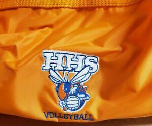 Adidas Authentic Hillcrest High Volleyball Uniform Gear Bag Orange Choose Style
