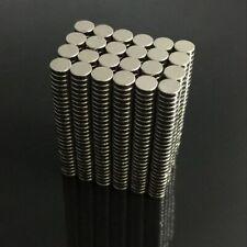 100200pcs Neodymium Magnets Round Disc N35 Super Strong Rare Earth 4mm X 1mm