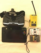 Virtual Reality Glasses, uDraw Game Tablet, Portable Cameras Walkie Talkie - LOT