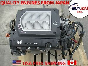 Jdm J32a Engine Jdm Acura TL 3.2L Engine TL Type S Engine CL 3.2L Motor J32A