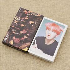 30pcs/set KPOP Seventeen Album LOMO Cards Album Poster Photo Cards for Fans
