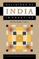 Religions of India in Practice, Lopez Jr., Donald S., 0691043248, Book, Acceptab