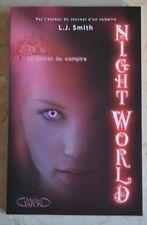 NIGHT WORLD - LE SECRET DU VAMPIRE - TOME 1
