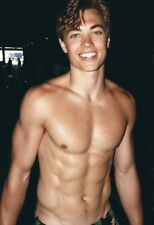 Shirtless Male Muscular Hot Jock Hunk Briefs Great Abs Dude PHOTO 4X6 D851