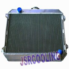 3 ROW Aftermarket Aluminum Radiator fit for 1975-1979 Nissan Datsun 620 MT New
