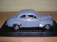 NewRay Chevrolet Special Deluxe 5 Passenger Coupe 1941 1:32 Modellbahn Spur 1