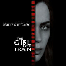 Danny Elfman - Girl on the Train (Score) / O.S.T. [New CD]
