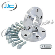 Peugeot 107 Inc 1.0 13mm Hubcentric Wheel Spacer Kit 4x100 54.1