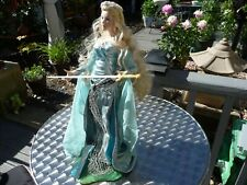 Franklin Mint - Lady Of The Lake (CAMELOT)  Porcelain Doll