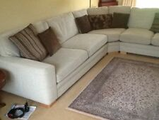 Solid Contemporary Right Hand Corner/Sectional Sofas