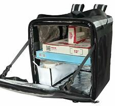 """Pk-76F: Doubledeck Insulated Pizza/Food Delivery Backpack Bag, 16""""X 15""""X 18"""""""