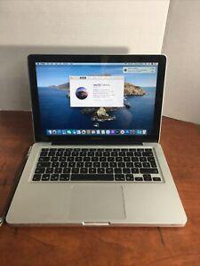 """APPLE MACBOOK PRO A1278 13"""" MID-2012 I7-3520 8GB 480GB SSD CATALINA PMG185"""