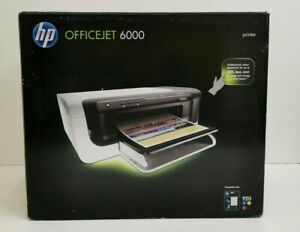 CB051A - HP Officejet 6000 A4 Colour Inkjet Printer