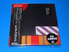 2017 JAPAN PINK FLOYD THE FINAL CUT MINI LP CD