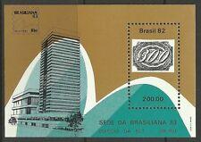 BRAZIL. 1982. Braziliana 83 Miniature Sheet. SG: MS1998. Mint Never Hinged.