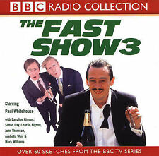 The Fast Show 3 (starring Paul Whitehouse, Charlie Higson) - audio CD