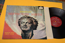 BEETHOVEN LP SYMPHONY N° 9 ORIG UK LONDON TOP AUDIOFILI EX