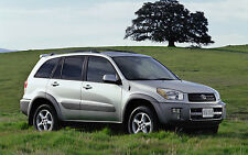 Toyota Rav4 2001-2005 Workshop Service Repair Manual on cd