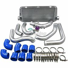 Front Mount Intercooler Kit w/BOV For Nissan S13 S14 240SX RB20 RB25 RB25DET