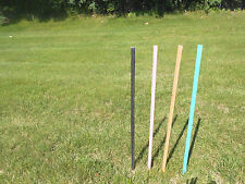Fibopost Garden And Tree Stakes - 4 1/2 Ft (10 per pack)