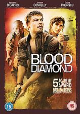 Blood Diamond DVD (2007) Leonardo DiCaprio