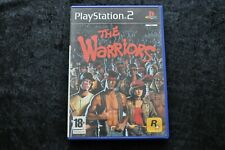The Warriors Playstation 2 PS2 Geen Manual