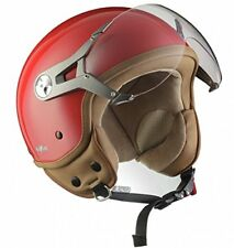 Soxon Sp-325-mono Night · Pilot Bobber Chopper scooter Vintage Mofa Casque Jet