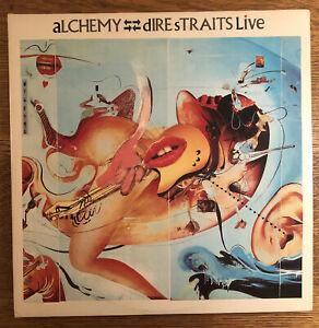 DIRE STRAITS,ALCHEMY,LIVE 1984,2 LP,WARNER BROS 1-25085,NICE!GATEFOLD!