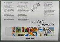 *Kengo* Canada Post 1998 annual collection of all mint stamps - sealed envelope