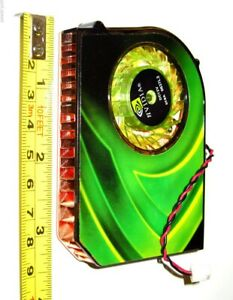 GPU Cooler Cooling Fan for ASUS MSI GIGABYTE PNY ZOTAC GALAXY GAINWARD