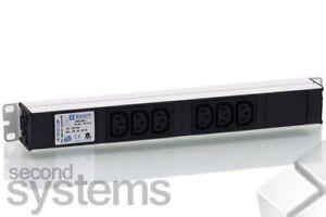 Knürr Di-Strip GST18 6-fach Device Distributor/Network Distributors -