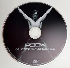 P90X DVD Core Synergistics Beachbody The Workouts Disc 8