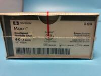 COVIDIEN MAXON - MONOFILAMENT ABSORBABLE SUTURE - REF X-1356 (X)