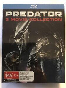 Predator Boxset - 3 Movie Collection (Predator / Predator 2 / Predators) Blu-Ray