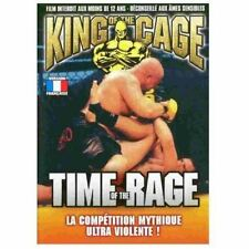 DVD  King of the cage - Time of the race en dvd