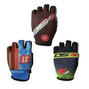 2021 New Castelli Half Finger Bike Bicycle Gloves Breathable MTB BMX Mountain