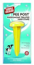 Simple Solution Pee Post Pheromone Treated Yard Stake 102008