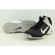 Nike Air Visi Pro IV Women US 9.5 Black Basketball Shoe Pre Owned  1076